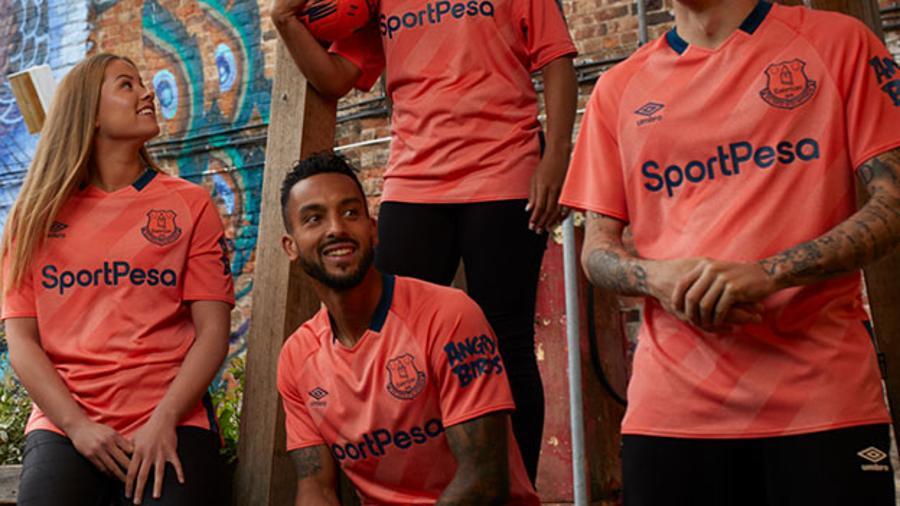 Everton's 2019/20 Away Kit Revealed