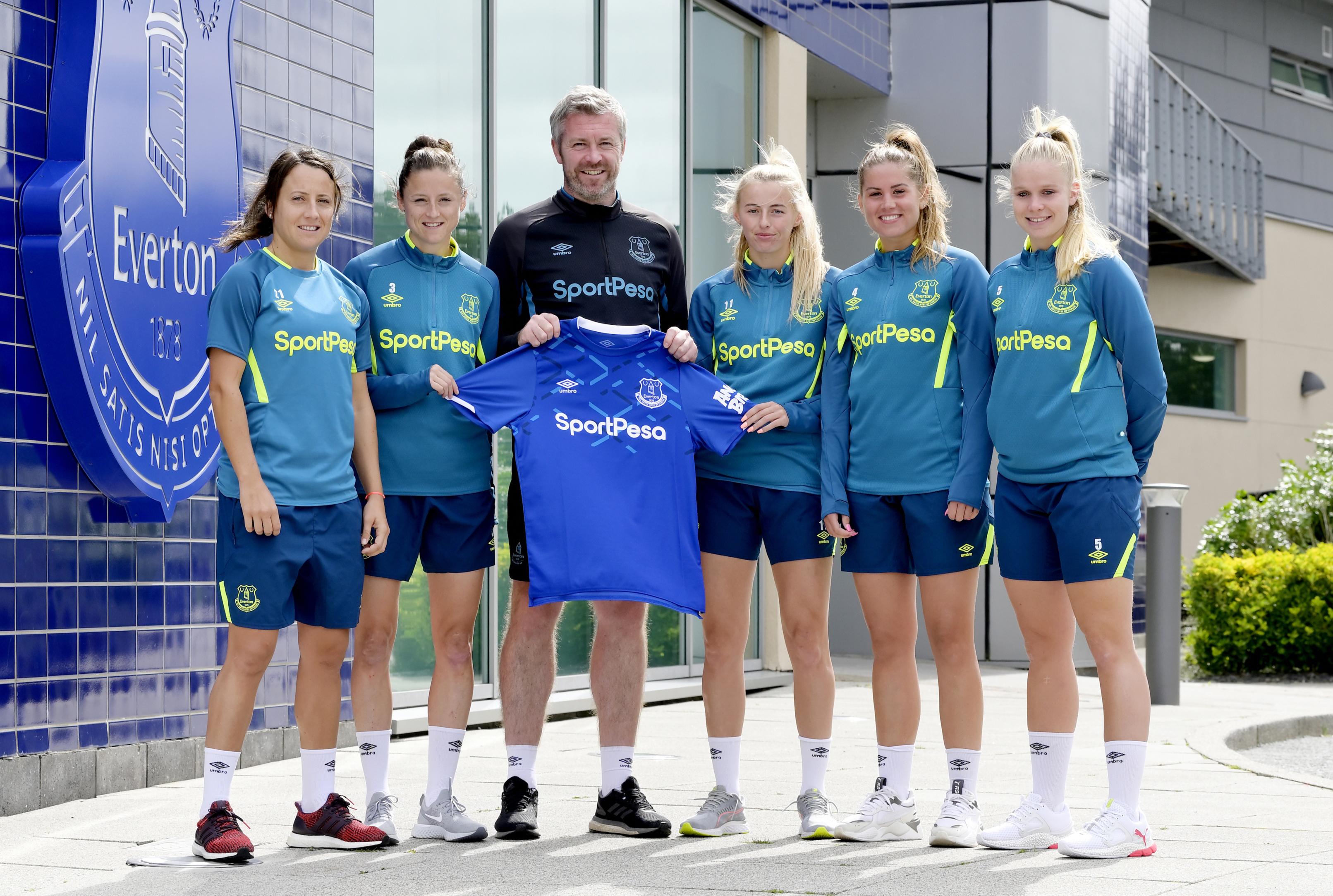 Name Change For Everton Women S Team