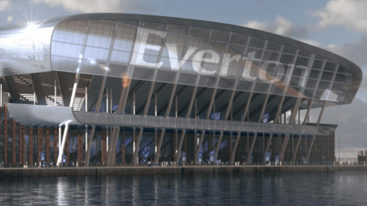 Huge Public Support For New Everton Stadium And Legacy Plans