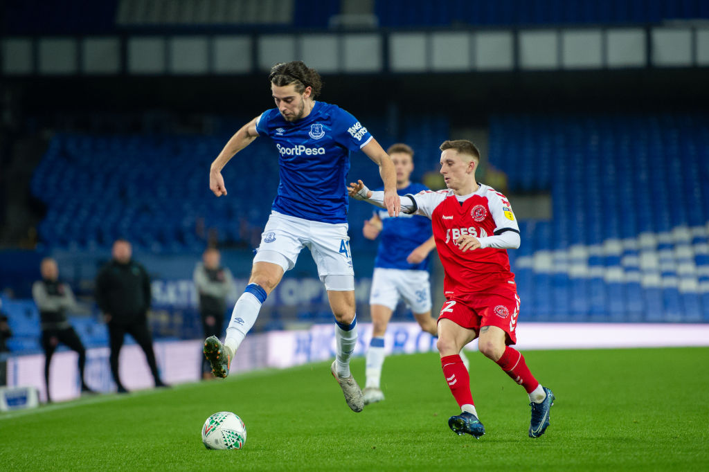 As It Happened: Toffees Beaten By Clinical Fleetwood