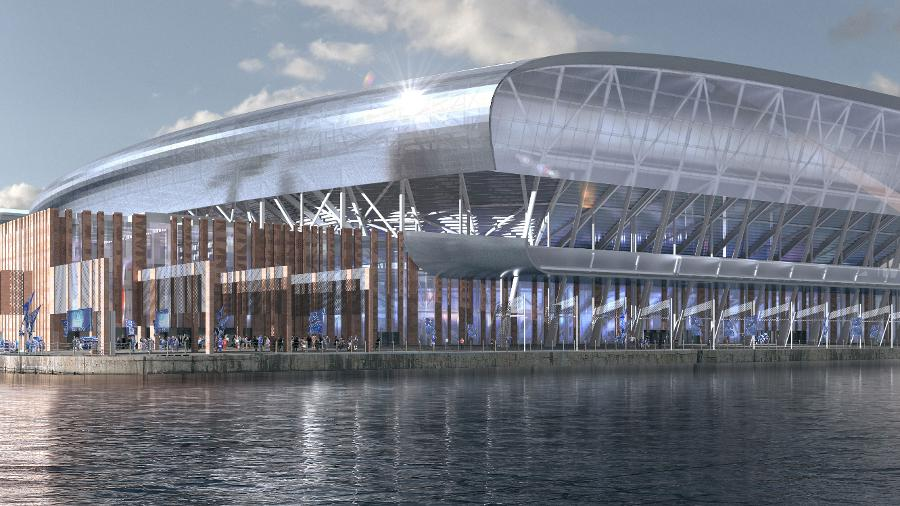 Everton Reveals Final Stadium Designs Ahead Of Planning Submission