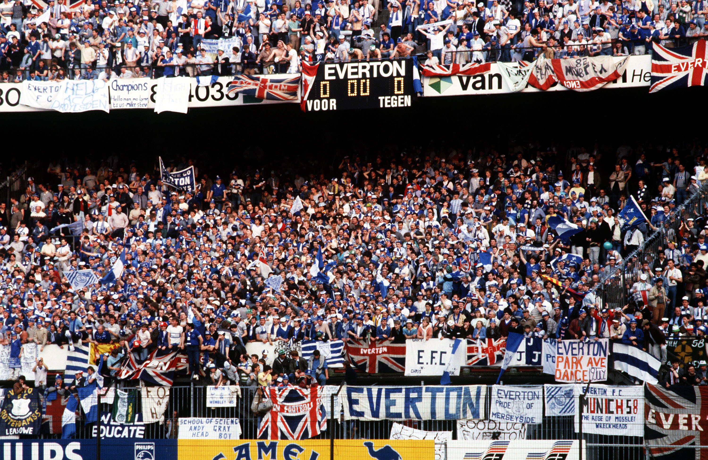 Rotterdam 85 Fans Memories Of A Magical Night