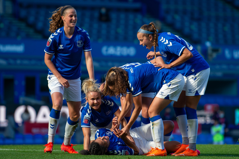 Highlights Everton Women 2 1 Chelsea Women