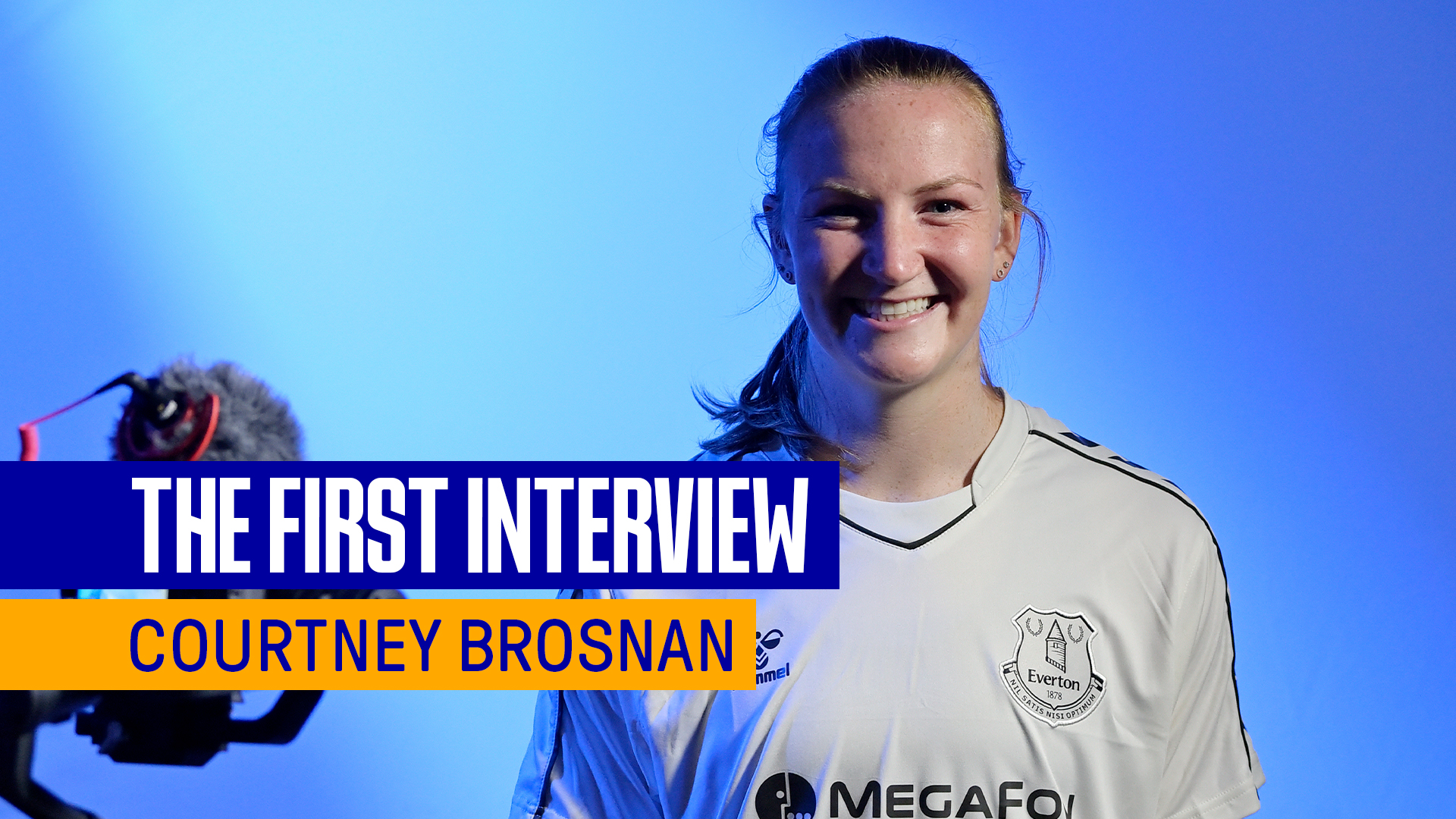 Brosnan Joins Everton Women