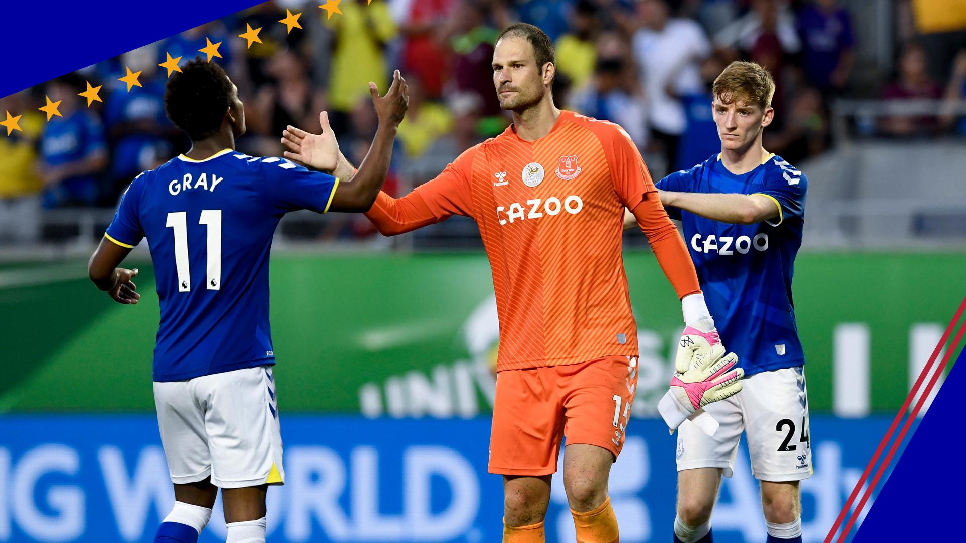Begovic The Hero In Everton Shootout