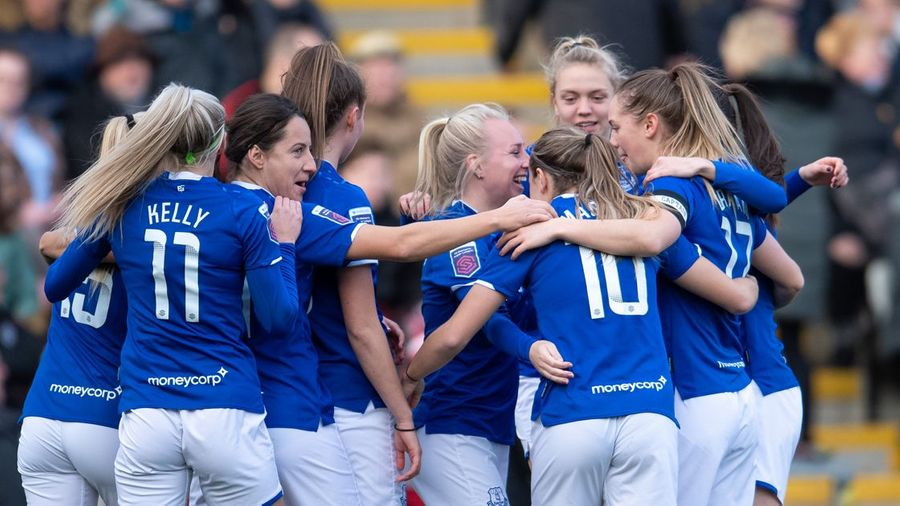 How Everton Women Are Looking After Players Mental And Physical Health