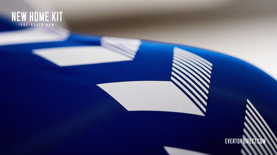 Everton And Hummel Reveal 2020 21 Home Kit
