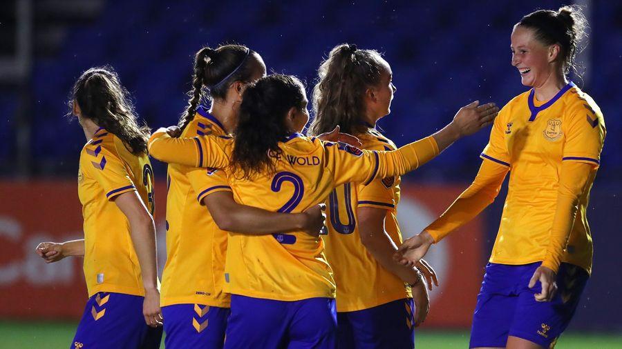 Everton Women Learn Fa Cup Final Opponents