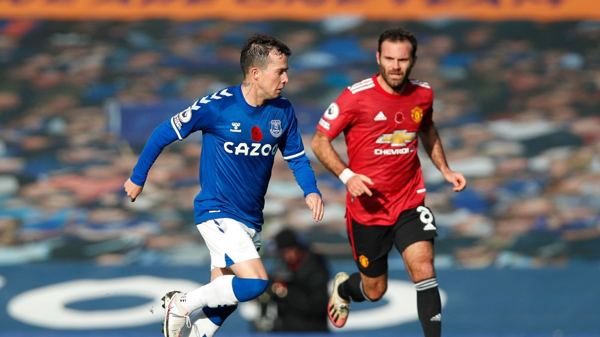 Highlights Everton 1 3 Manchester United