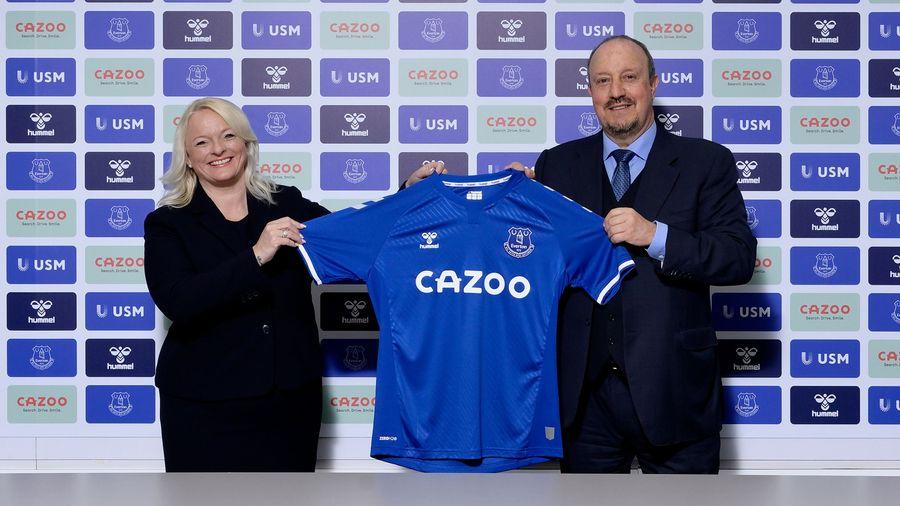 Benitez's Message To Evertonians