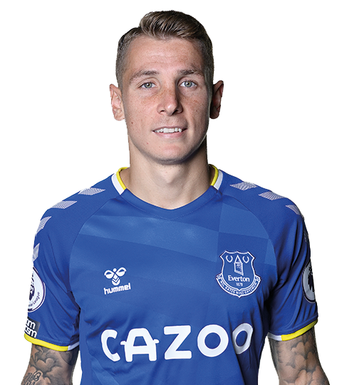 Player Profiles Everton Football Club